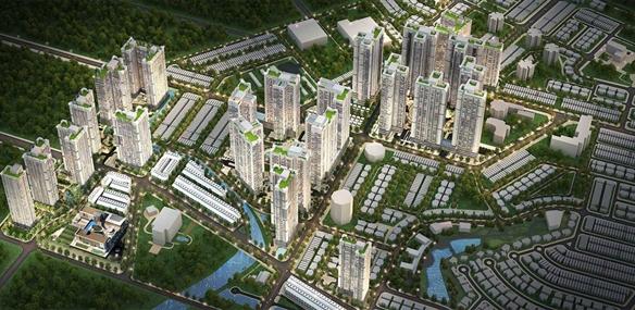 Quy mô dự án căn hộ Raemian Galaxy City quận 2