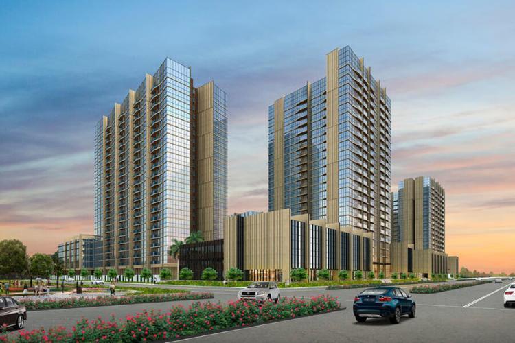 Quy mô dự án căn hộ Thủ Thiêm River Park quận 2