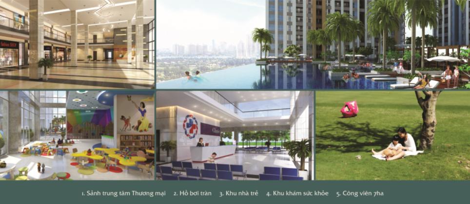 Dự án căn hộ Saigon Sports City quận 2