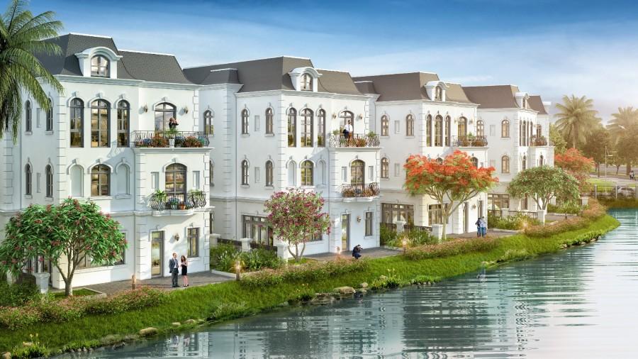 Biệt thự Vinhomes Riverside – The Harmony Long Biên