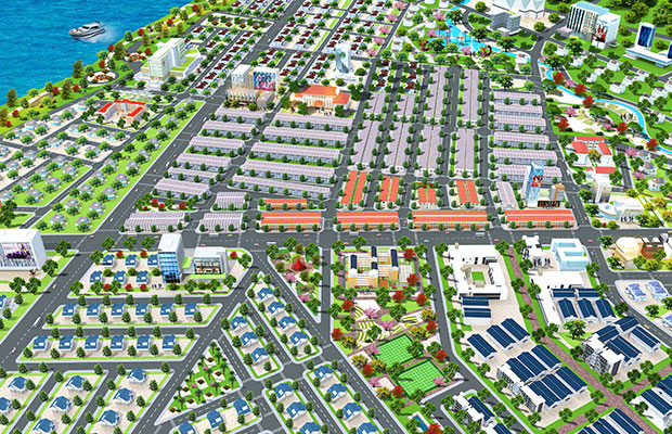 Quy mô dự án Bien Hoa New Town 2 Đồng Nai
