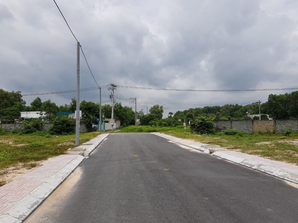 Thực tế tiến độ xây dựng Luxury City Đồng Nai