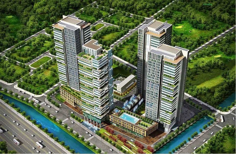 Phối cảnh dự án căn hộ Citi Alto quận 2