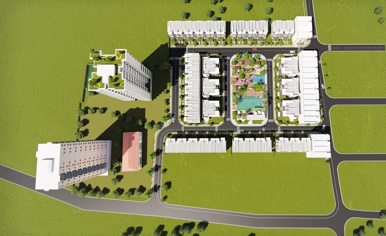 Phối cảnh dự án Pax Residence Nhà Bè