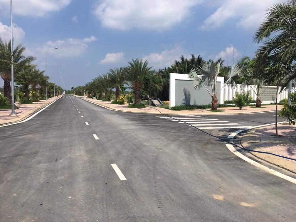 Thực tế khu đất dự án Sài Gòn Star City huyện Củ Chi