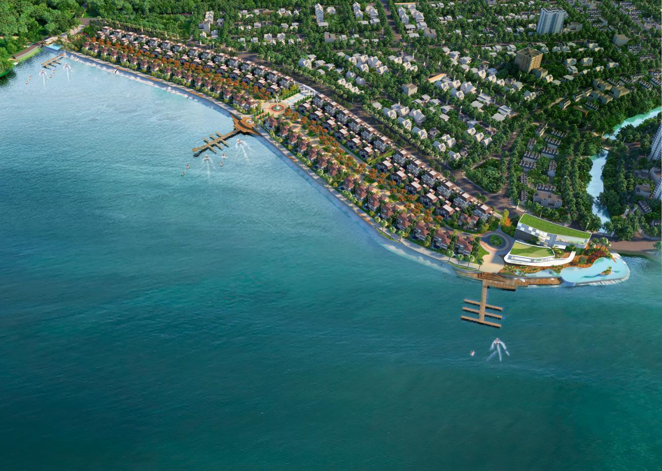 Đất nền Ha Tien Venice Villas Kiên Giang