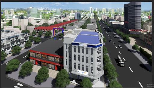 Phối cảnh dự án Sky Center City III