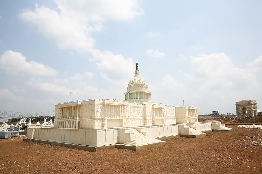 Thực tế dự án khu đô thị phức hợp – cảnh quan Cát Tường Phú Hưng Bình Phước