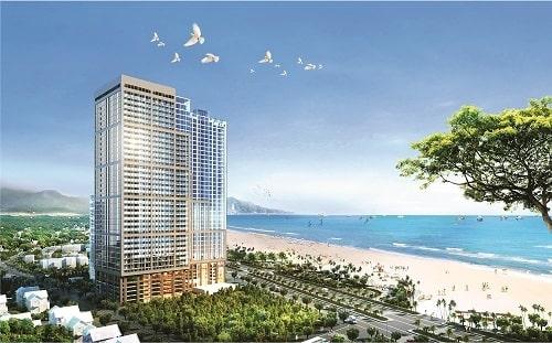 Phối cảnh dự án Premier Sky Residences Đà Nẵng