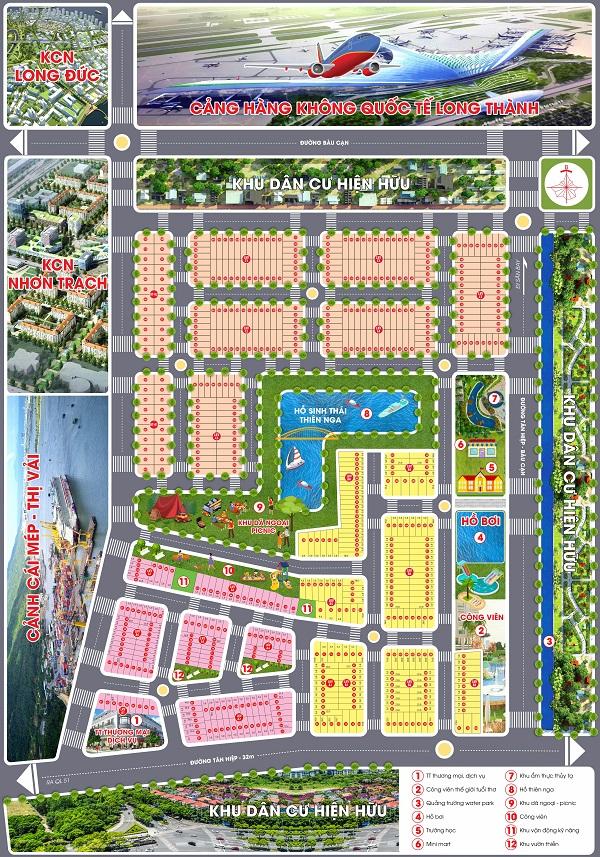 Dự án Khu đô thị Long Thành Airport City