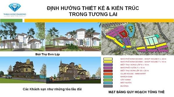dự án khu đô thị Thịnh Hưng Diamon Xuyên Mộc