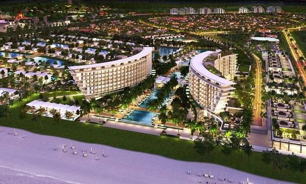 Quy mô dự án Grand World Phú Quốc