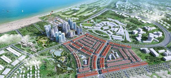Quy mô dự án Nhơn Hội New City Quy Nhơn