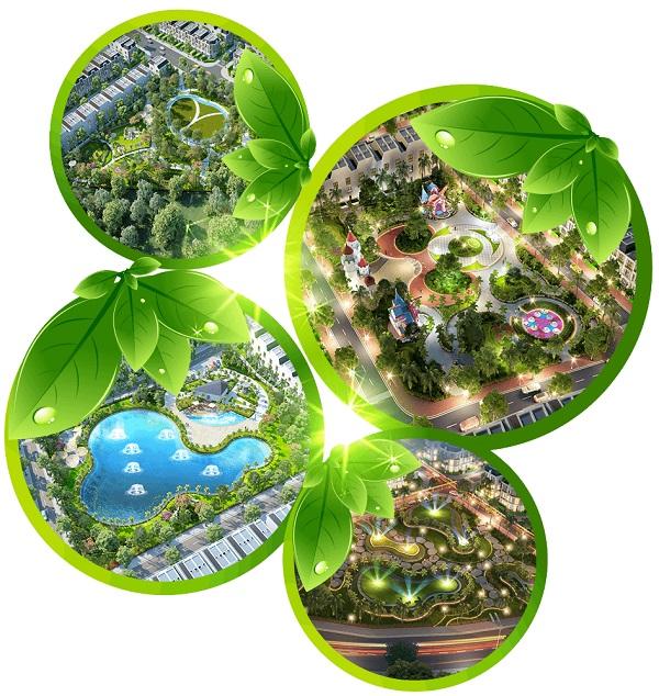 phuc an garden, tien ich noi khu phuc an garden, phuc an garden binh duong