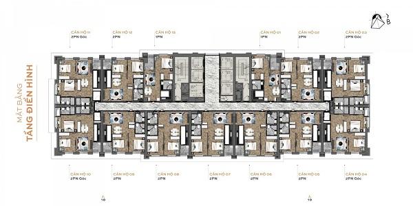 Altara Residences, mat bang Altara Residences, du an Altara Residences