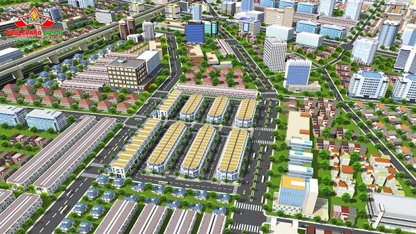 Boulevard City II, phoi canh Boulevard City II, Boulevard City II ba ria