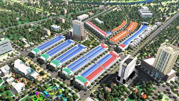 Quy Nhon New City, phoi canh Quy Nhon New City, du an Quy Nhon New City