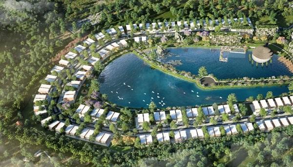 Vedana Resort, phoi canh Vedana Resort, Vedana Resort ninh binh