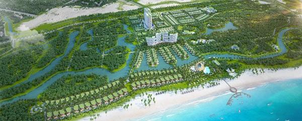 Khu du lịch nghỉ dưỡng Lagoona Bình Châu