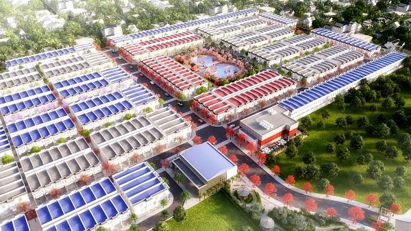 Quy mô dự án Young Town Tây Bắc Sài Gòn