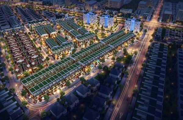 Khu dân cư Long Thành Central Đồng Nai
