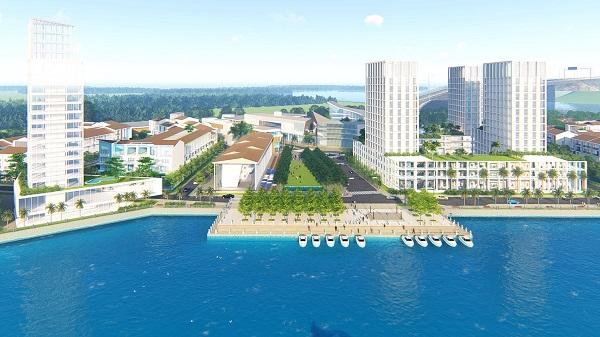 Dự án đất nền Marine City Vũng Tàu