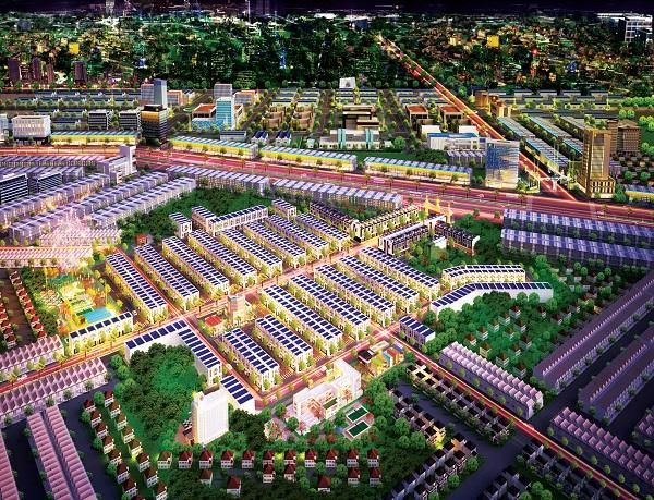 Khu phức hợp Hana Garden Mall Bình Dương