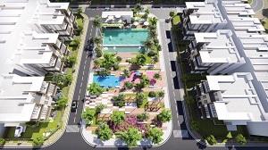 Mặt bằng tổng thể dự án biệt thự Venita Park Quận 9