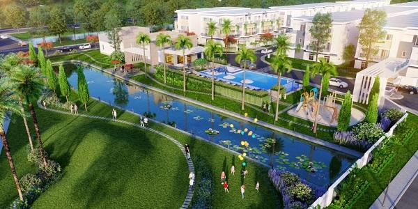 Tiện ích nội khu dự án biệt thự Venita Park Quận 9