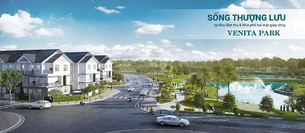 Quy mô dự án biệt thự Venita Park Khang Điền Quận 9