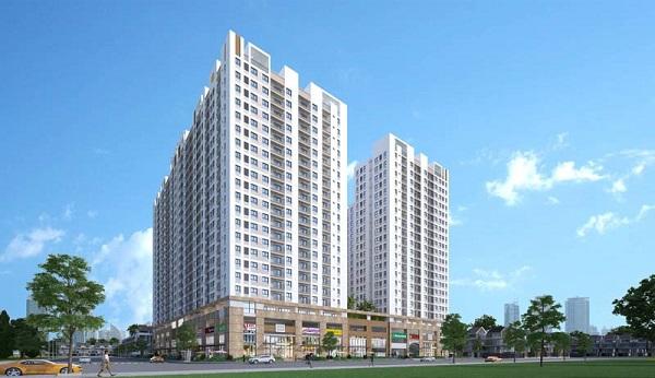 Quy mô dự án căn hộ Q7 Boulevard Quận 7