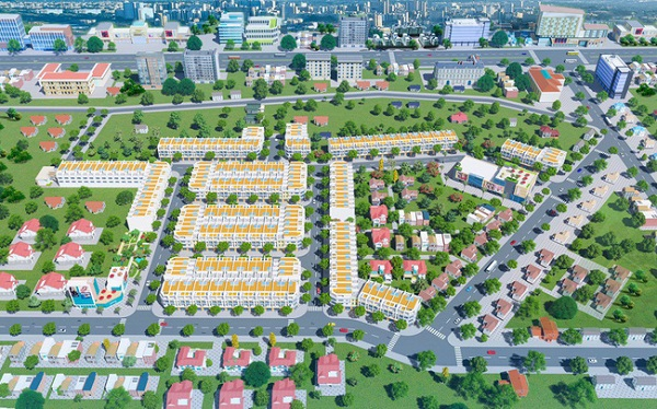 Khu dân cư Long Thành Phát Residence Đồng Nai