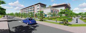 tiện ích nội khu dự án Hoàng Cát Center Bình Phước