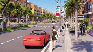 nhà phố thương mại và nhà phố liền kề sun grand city nam phu quoc
