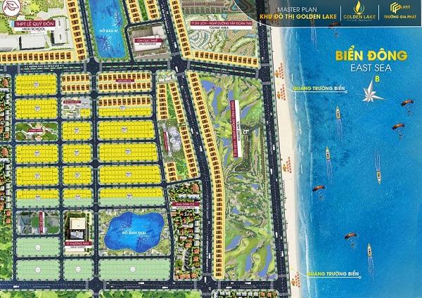 Khu đô thị Golden Lake Quảng Bình