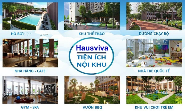 tiện ích nội khu dự án căn hộ HausNima Quận 9