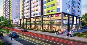 tiện ích nội khu dự án căn hộ Stown Gateway