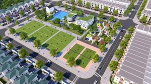 tiện ích nội khu dự án Nghĩa Hành New Center Quảng Ngãi
