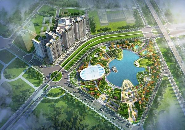 Căn hộ Imperia Eden Park Hà Nội