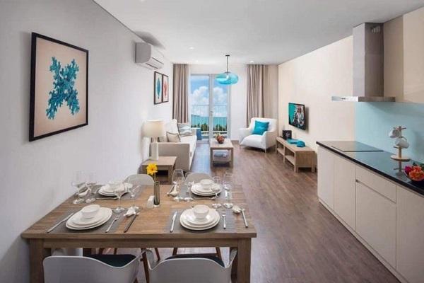 Phối cảnh bên trong dự án Cam Ranh Bay Hotels & Resorts