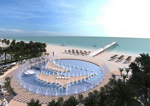 tiện ích nội khu Cam Ranh Bay Hotels & Resorts