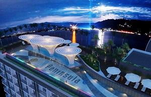 Tiện ích nội khu căn hộ du lịch và khách sạn Peninsula Nha Trang