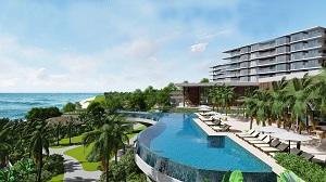 tiện ích nội khu Dự án Edna Resort Mũi Né