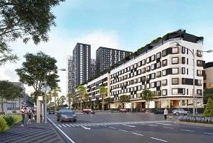 Tiện ích nội khu tổ hợp căn hộ, thương mại Apec Diamond Park Lạng Sơn