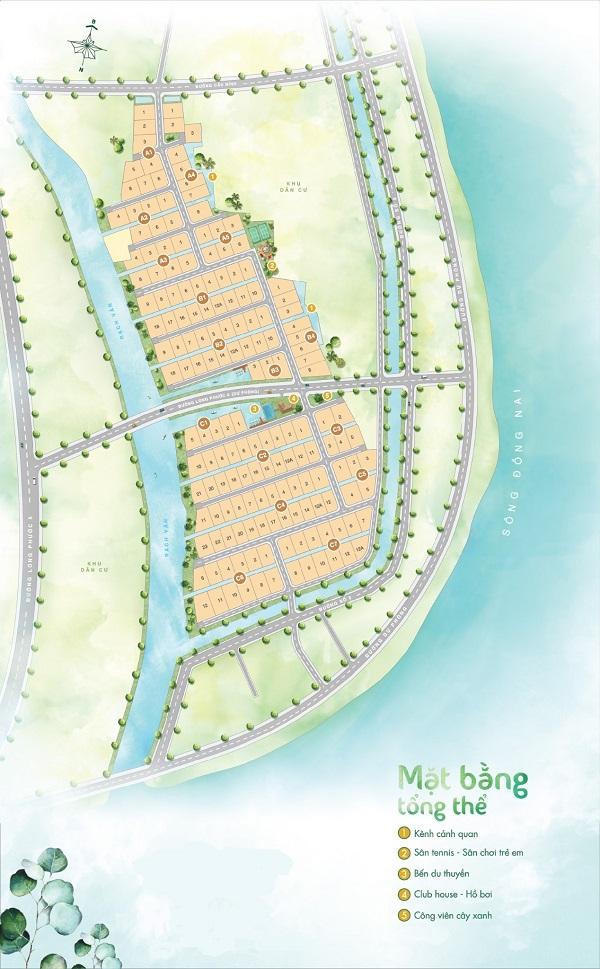 Dự án biệt thự Saigon Garden Riverside Village Quận 9