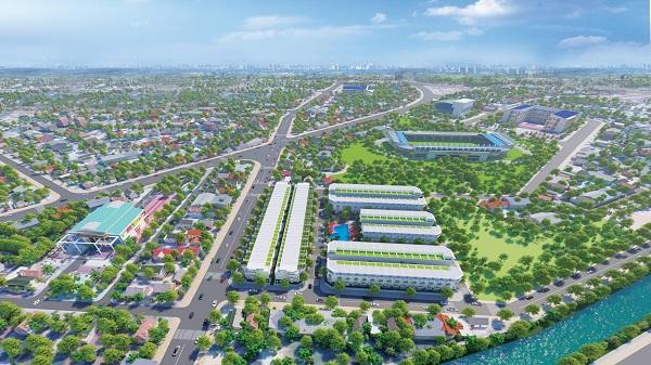 Khu biệt thự thương mại Mai Anh Mega Mall Tây Ninh