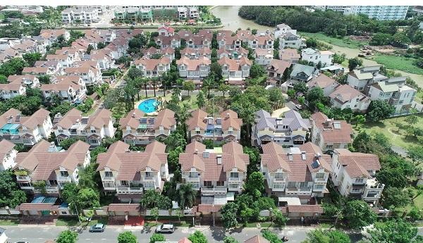 Phối cảnh các căn biệt thự tại dự án Cửa Lò Beach Villa