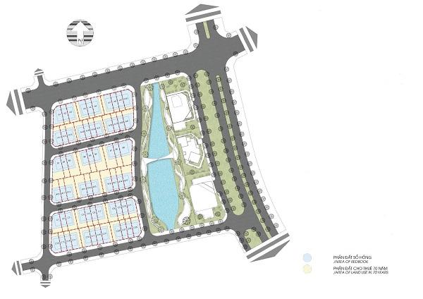 Khu biệt thự Villas Bãi Trường Riverside Phú Quốc