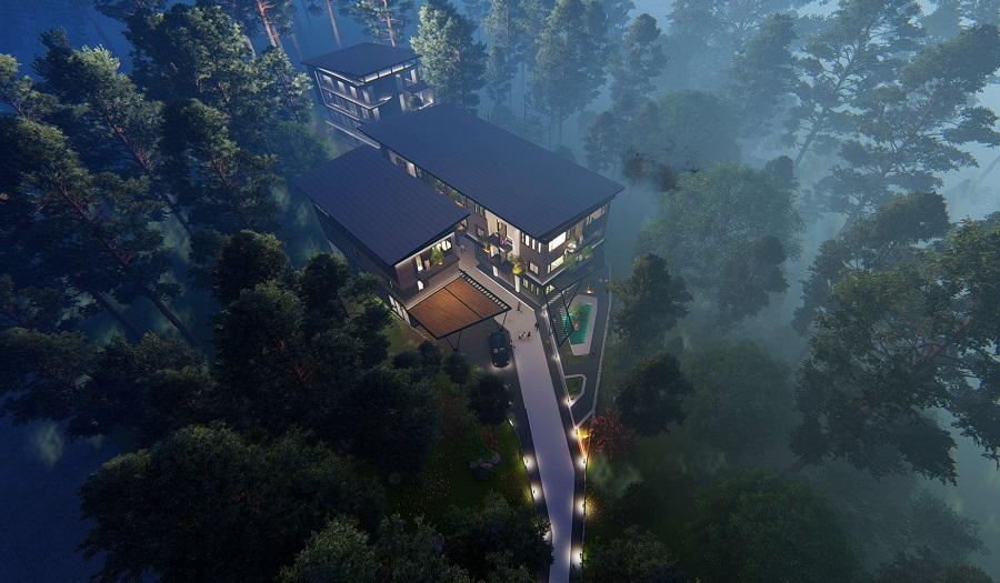 Khu du lịch nghỉ dưỡng Eagles Valley Residences Đà Lạt