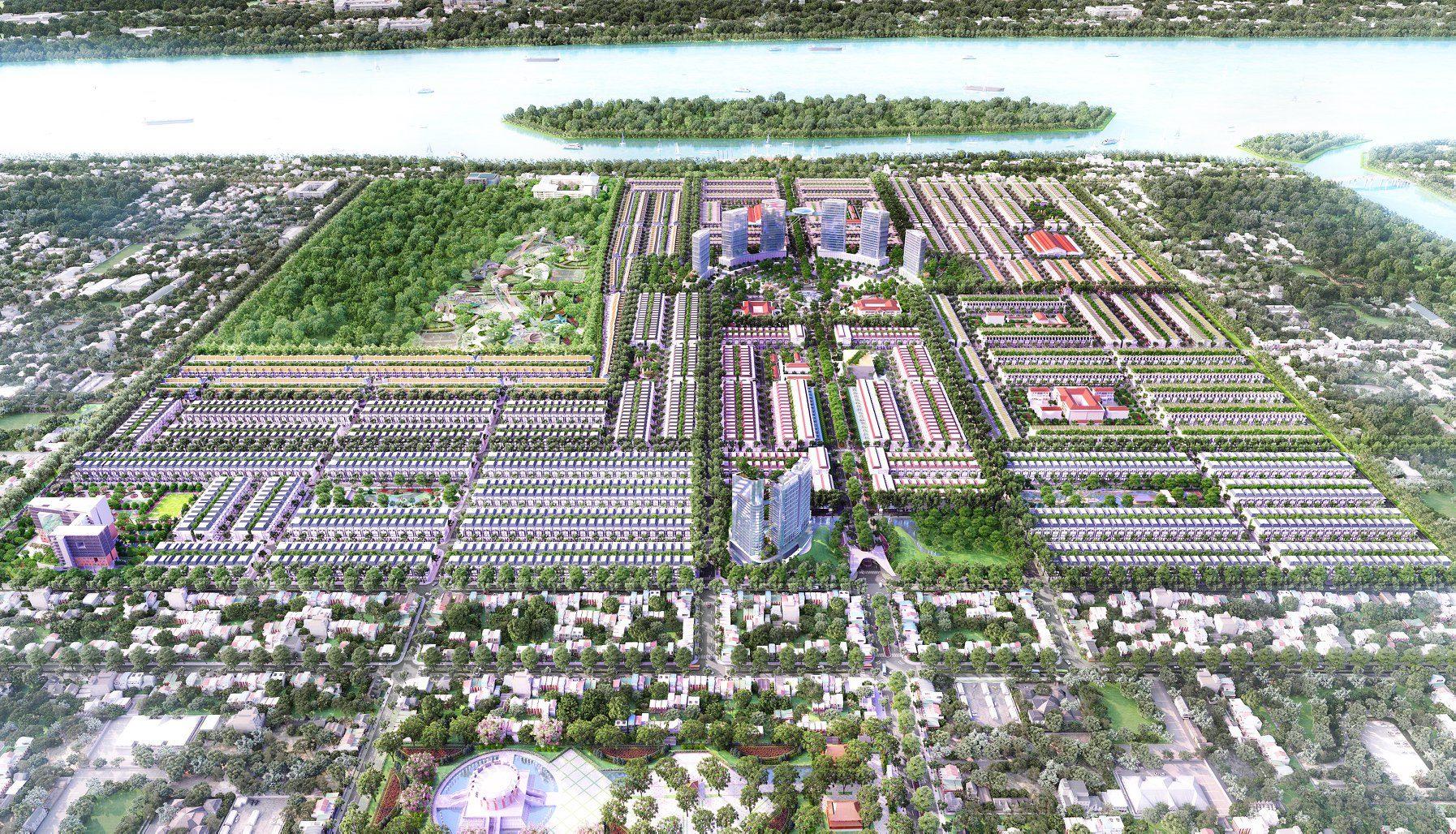Khu đô thị Stella Mega City Cần Thơ